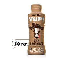 Fairlife Yup! Yup! Chocolate Milk Bottle