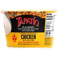 Tapatio Ramen Noodle Soup, Chicken Flavor