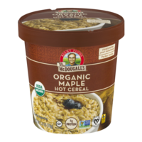 4c6673571cd Dr. McDougall s Organic Maple Hot Cereal