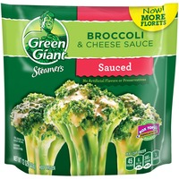 Green Giant Steamers Sauced Broccoli & Cheese Sauce Vegetables