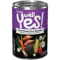Campbell's Sweet Potato Corn Chowder Soup