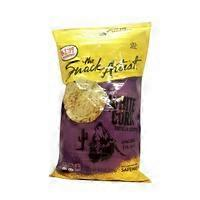 The Snack Artist White Corn Tortilla Chips