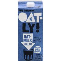 Oatly Oat-Milk, Full Fat
