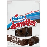 Hostess Double Chocolate Donettes Bag