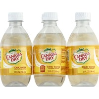 Canada Dry Tonic Water, 6-Pack
