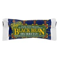 Amy's Black Bean Vegetables Burrito