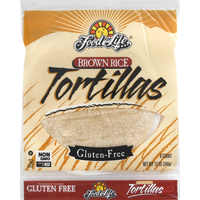 Food for Life Tortillas, Gluten-Free, Brown Rice