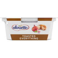 Alouette Toasted Everything Soft Spreadable Cheese
