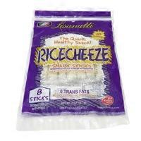 Lisanatti Foods Ricecheeze Snack Sticks Mozzarella style