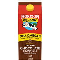 Horizon 1% Lowfat DHA Omega-3 Chocolate Milk