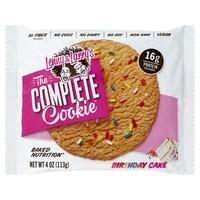 Lenny & Larry's The Complete Cookie Birthday Cake