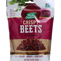 Fresh Gourmet Beets, Balsamic, Crispy
