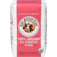 King Arthur Flour 100% Organic All-Purpose Flour
