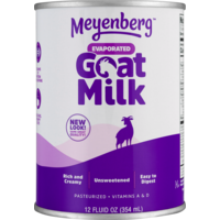 Meyenberg Goat Milk, Evaporated