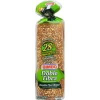 Bimbo Pan Doble Fibra Double Fiber Bread