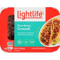 Lightlife Ground Meat, Plant-Based