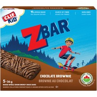 CLIF Kid Chocolate Brownie Baked Whole Grain Energy Snack