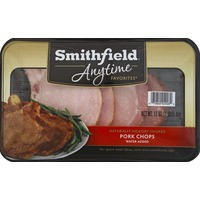 Smithfield Anytime Favorites Pork Chops