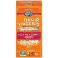 Lundberg Family Farms Thin Stackers Organic Red Rice & Quinoa Grain Cakes