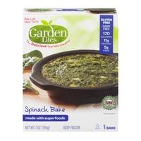 Garden Lites Spinach Bake