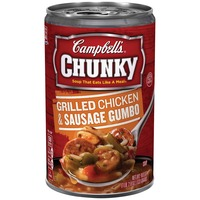 Campbell's Chicken & Sausage Gumbo Soup