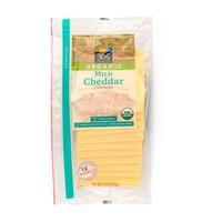 365 Organic Mild Cheddar Slices