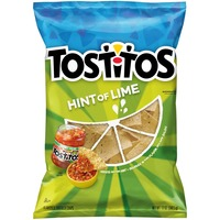 Tostitos Hint of Lime Tortilla Chips