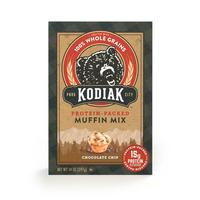 Kodiak Chocolate Chip Muffin Mix