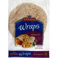 Toufayan Wraps, Multigrain