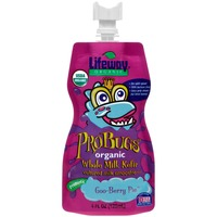 Lifeway ProBugs Goo-Berry Pie Organic Whole Milk Kefir Cultured Milk Smoothie