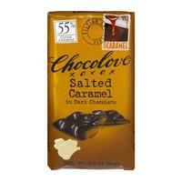 Chocolove Salted Caramel In Dark Chocolate