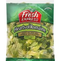 Fresh Express Salad, Hearts of Romaine