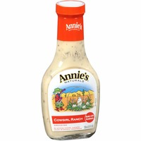 Annie's Homegrown Cowgirl Ranch Dressing Dressing
