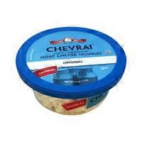 Woolwich Dairy Sofr Unripened Goat Cheese Crumbles, Original