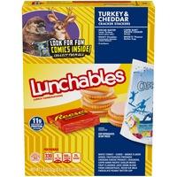 Oscar Mayer Lunchable Turkey Cheddar