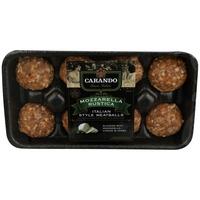 Carando Mozzarella Rustica Italian Style Meatballs