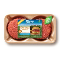 Farmland Simply Seasoned Plant Based Burger Patties
