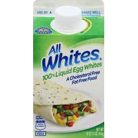 All Whites Egg Whites, 100% Liquid