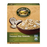 Nature's Path Organic Chia Plus Granola Coconut Chia
