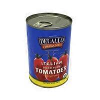 DeLallo Diced Plum Tomatoes