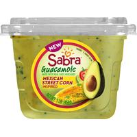 Sabra Guacamole, Mexican Street Corn Inspired
