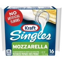 Kraft Mozzarella Slices Cheese