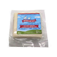 Woolwich Dairy Inc. Old Goat Cheddar Cheese