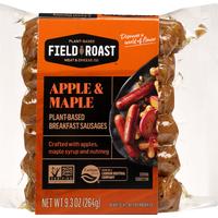 Field Roast Breakfast Sausage, Apple & Maple, Plant-Based