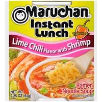 Maruchan Lime Chili Flavor with Shrimp Ramen Noodle Soup