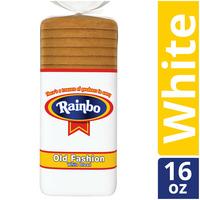 Rainbo Old Fashioned White Bread