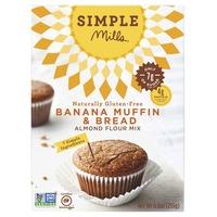 Simple Mills Banana Muffin Almond Flour Mix