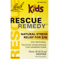 Bach Rescue Remedy, Dropper