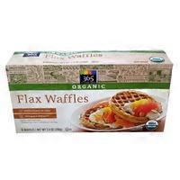 Whole Foods Frozen Belgian Waffles