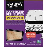 Turtle Island Foods Peppered Tofurky Deli Slices